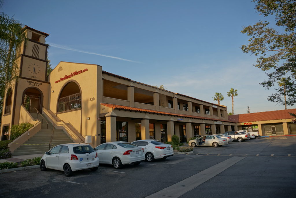 Redlands Office Space Lease